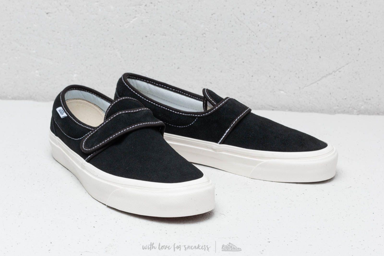 Vans Slip On 47 V Dx (Anaheim Factory) Og Black | Footshop