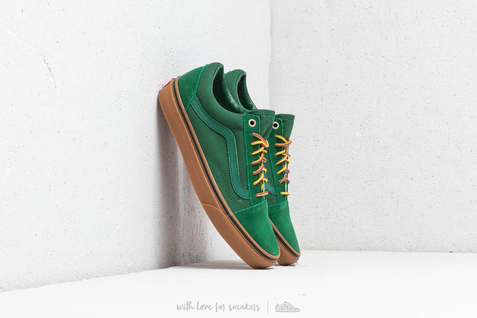 Vans Old Skool (Gumsole) Eden  Boot Lace  fe80055c5