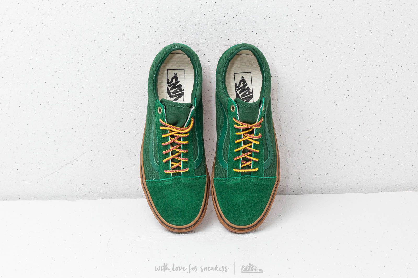 Vans Old Skool (Gumsole) Eden Boot Lace | Footshop