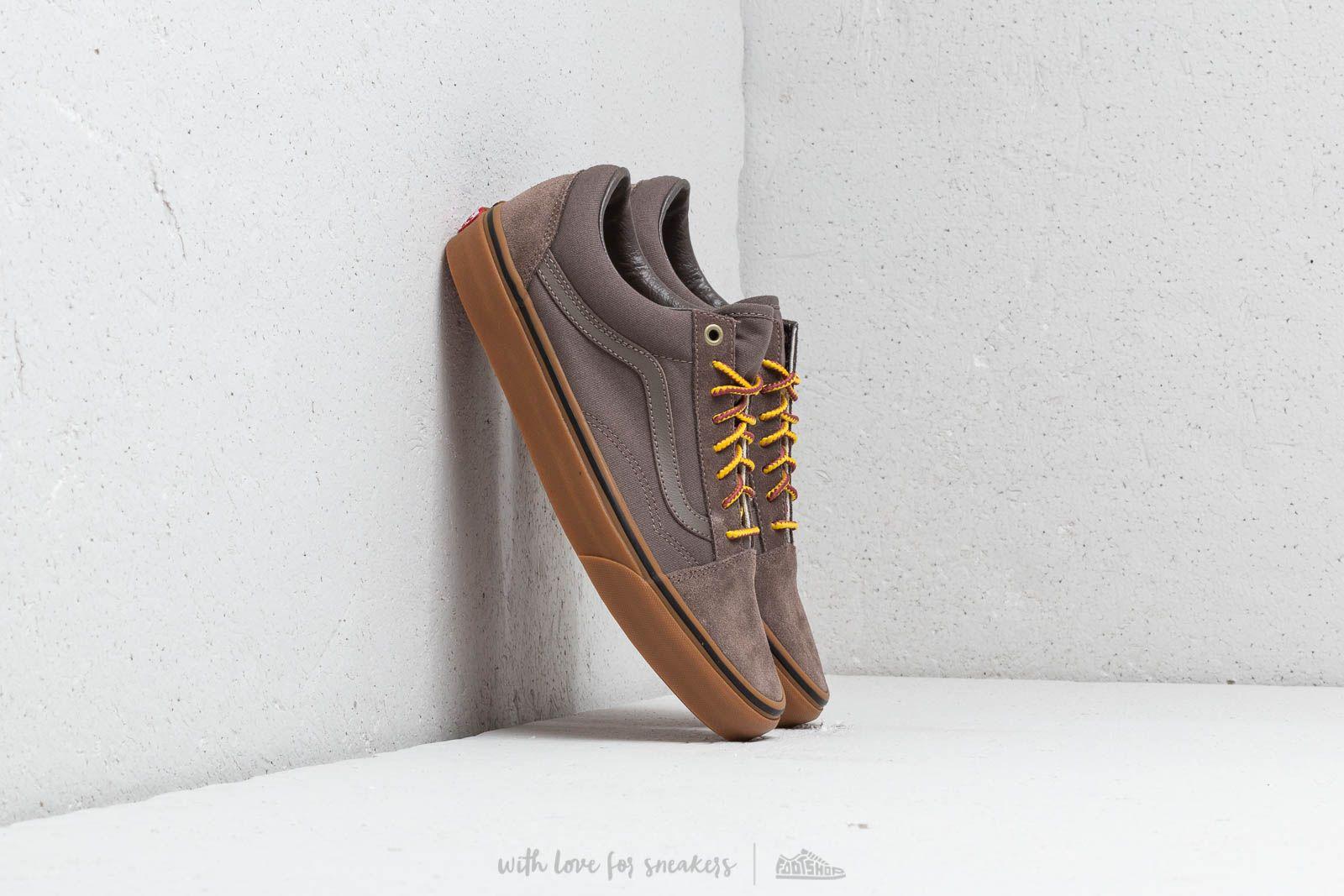 Men's shoes Vans Old Skool Gumsole