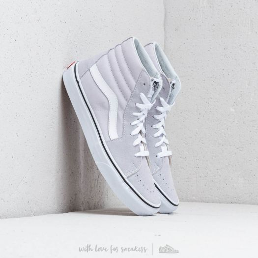Men's shoes Vans Sk8-Hi Gray Dawn/ True