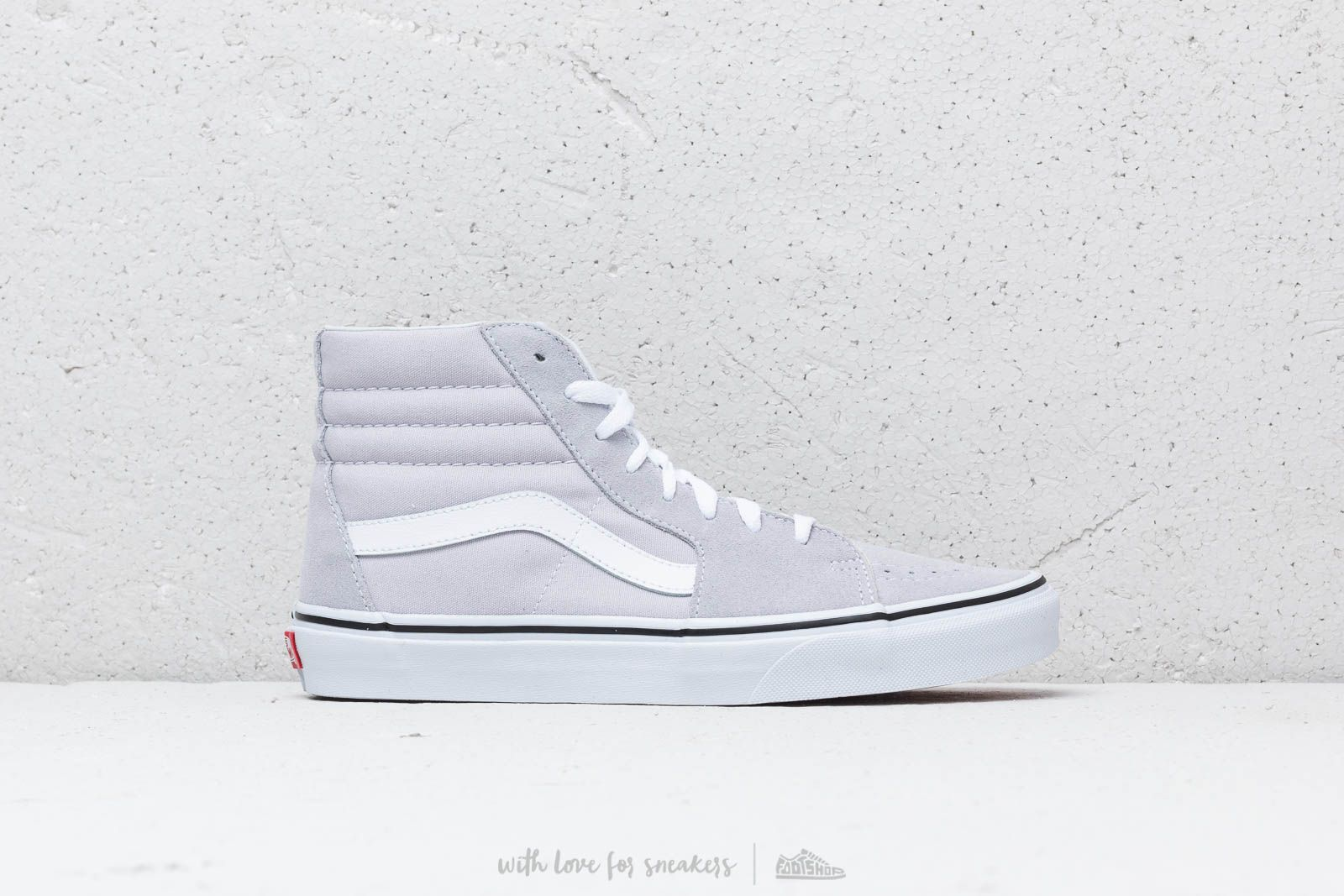 Vans Hi Sk8 WhiteFootshop True Gray Dawn TlFK3uc1J