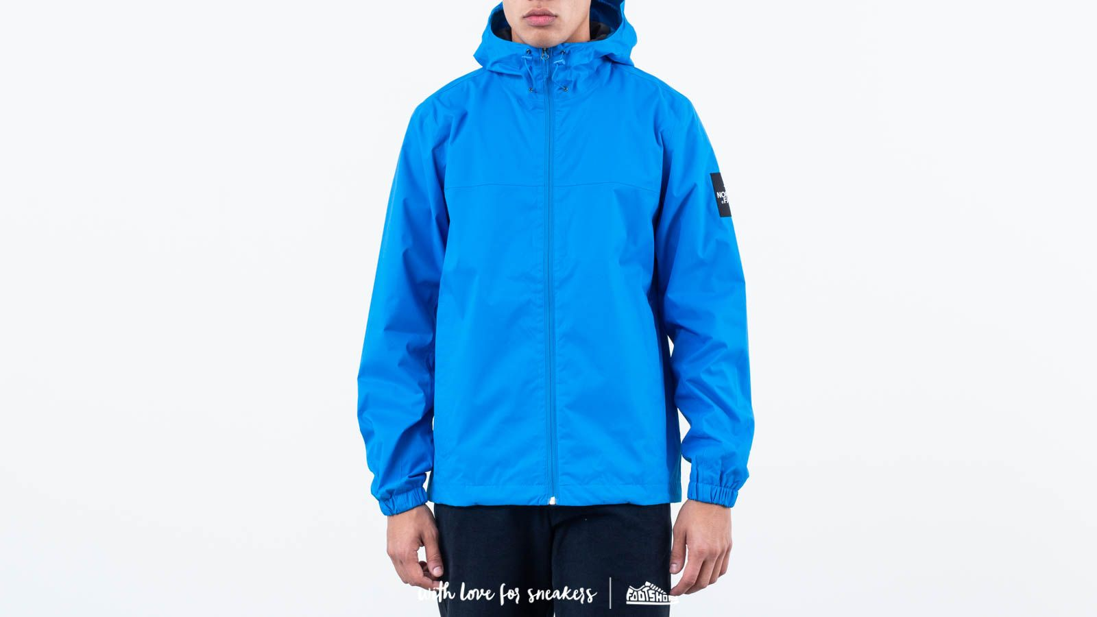 The North Face M Mountain Q Jacket Blue