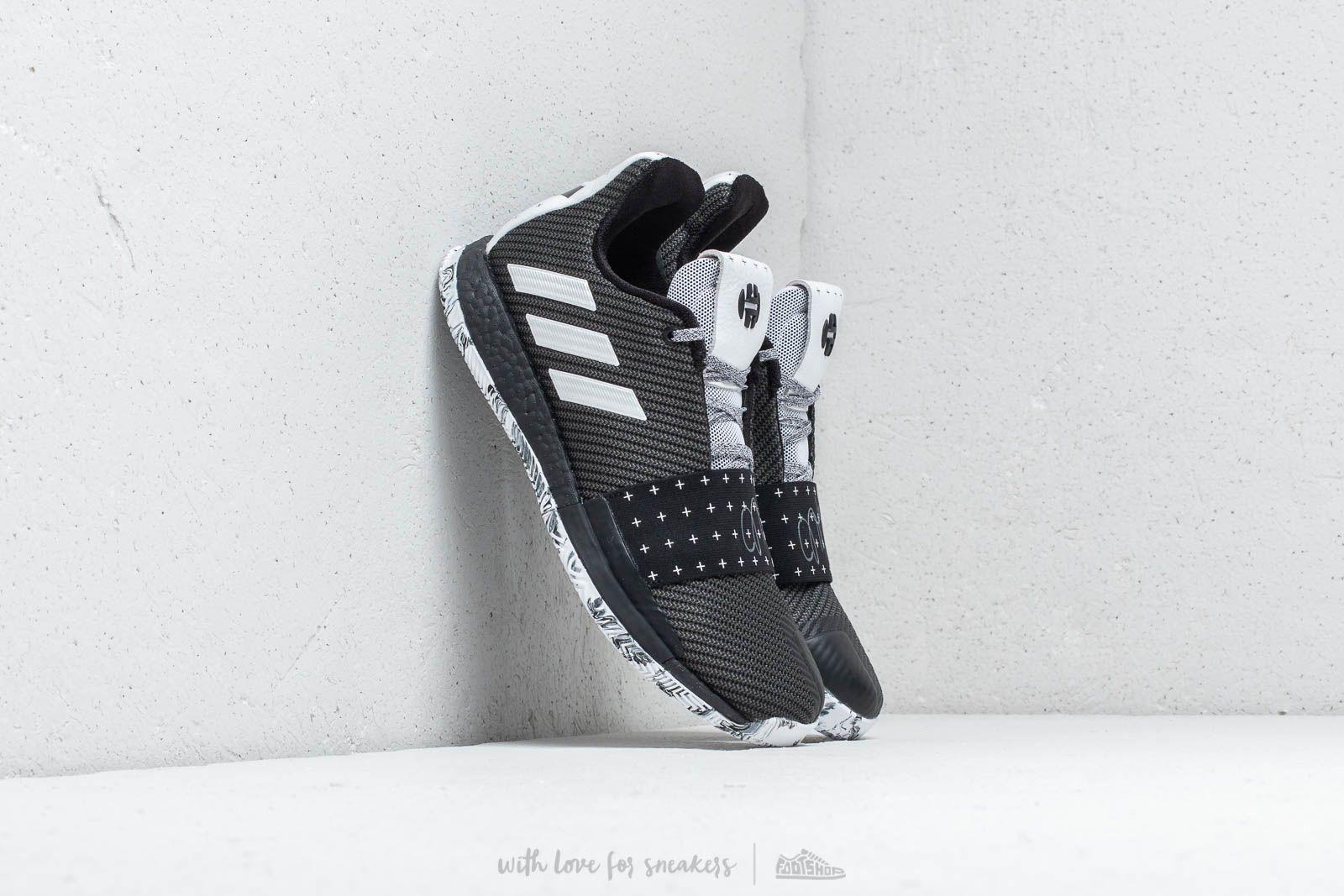 shoes adidas Harden Vol. 3 Core Black
