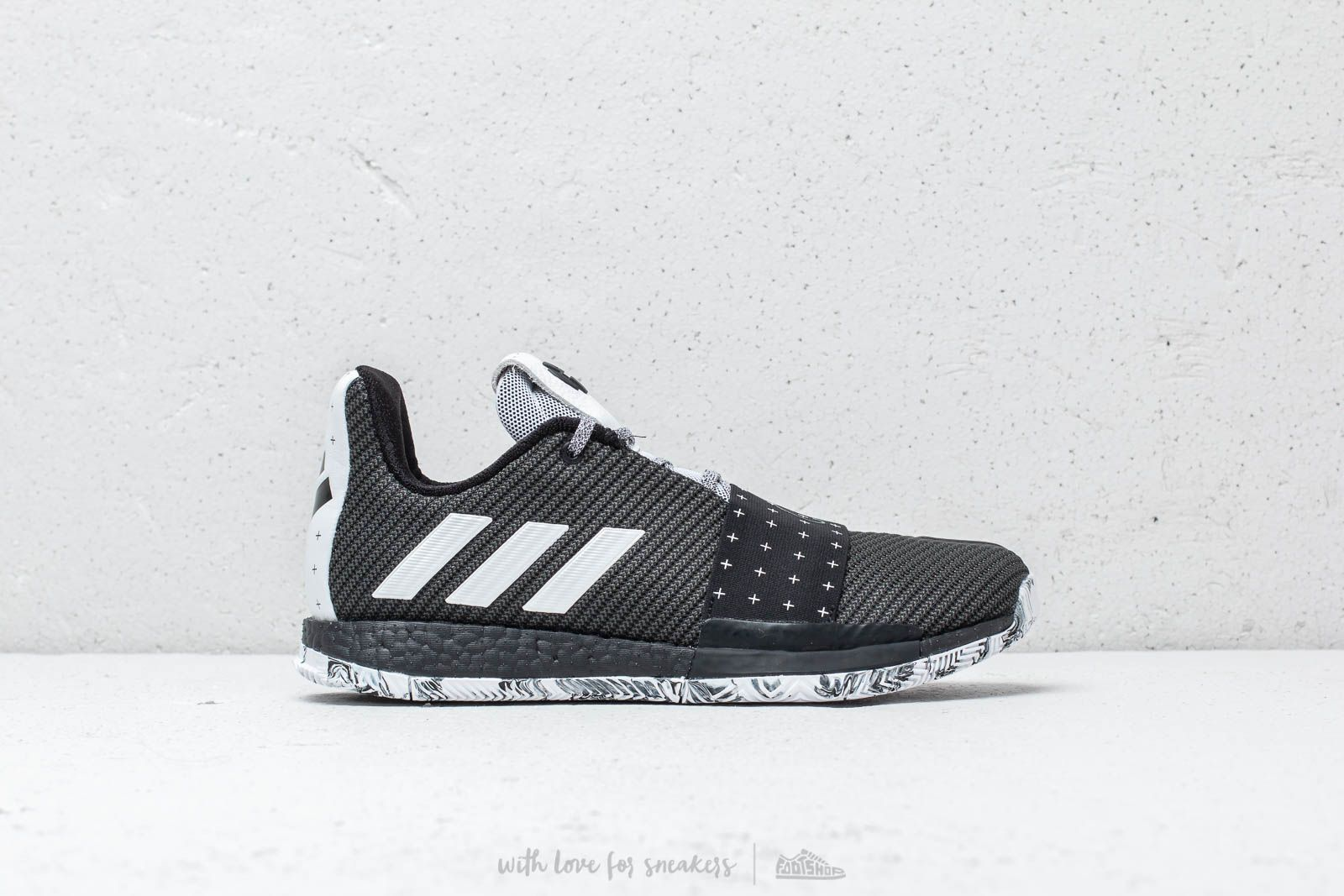 5616a63ada73 adidas Harden Vol. 3 Core Black  Cloud White  Grey at a great price