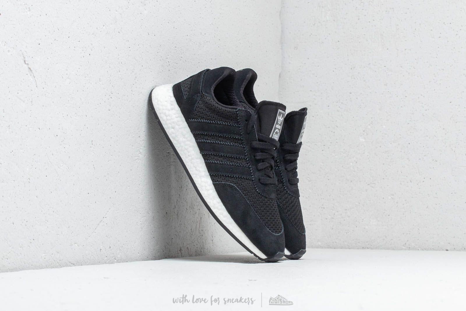 Pánské tenisky a boty adidas I-5923 Core Black/ Core Black/ Ftw White