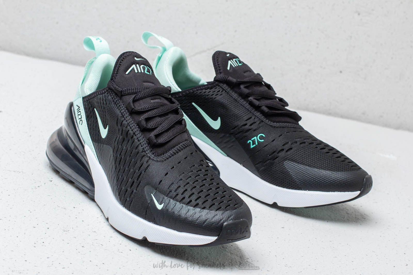 Nike W Air Max 270 Women Shoes, Trainers, BlackIglo Hyper