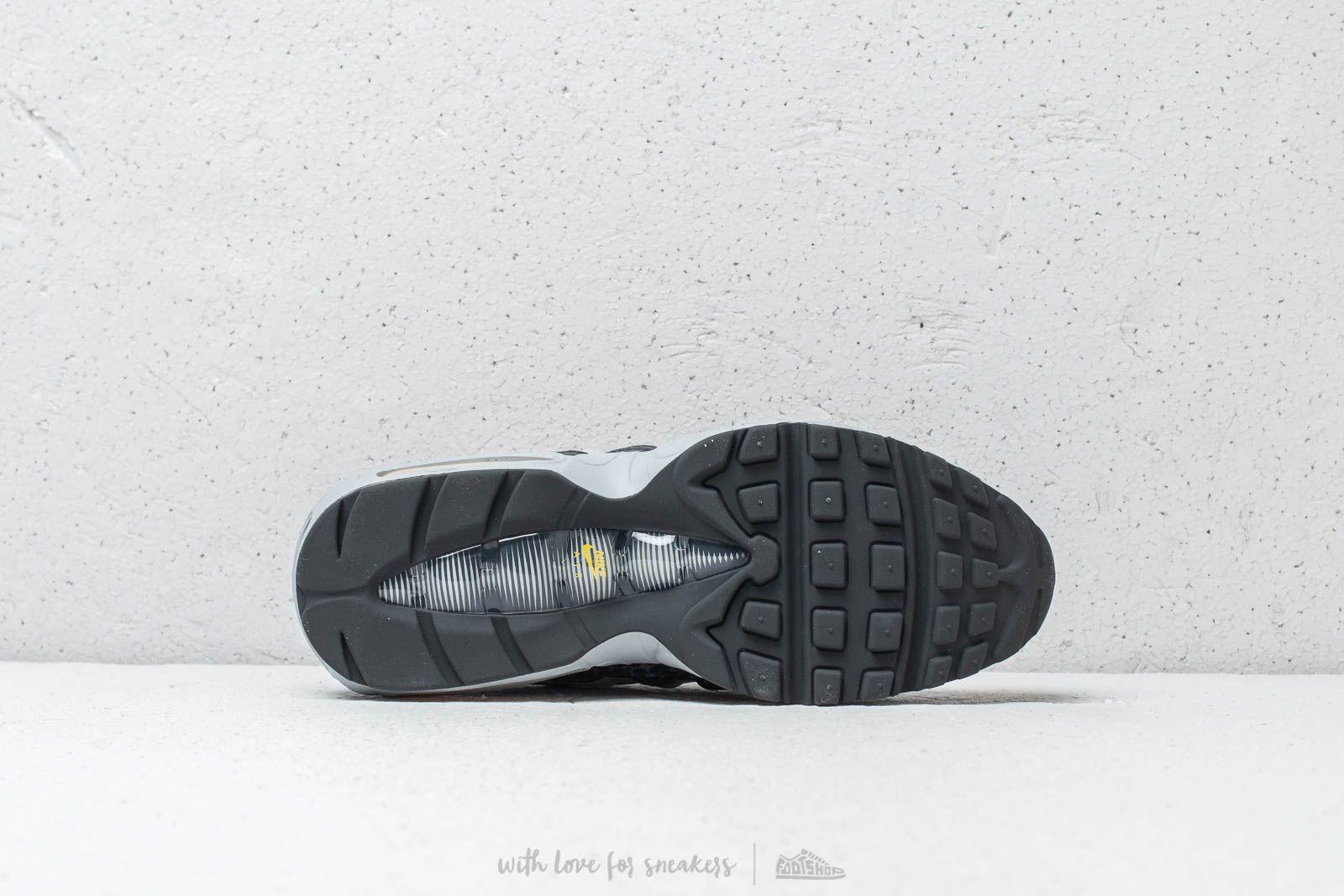 Nike Air Max 95 SE Reflective Off Noir Amarillo Wolf Grey