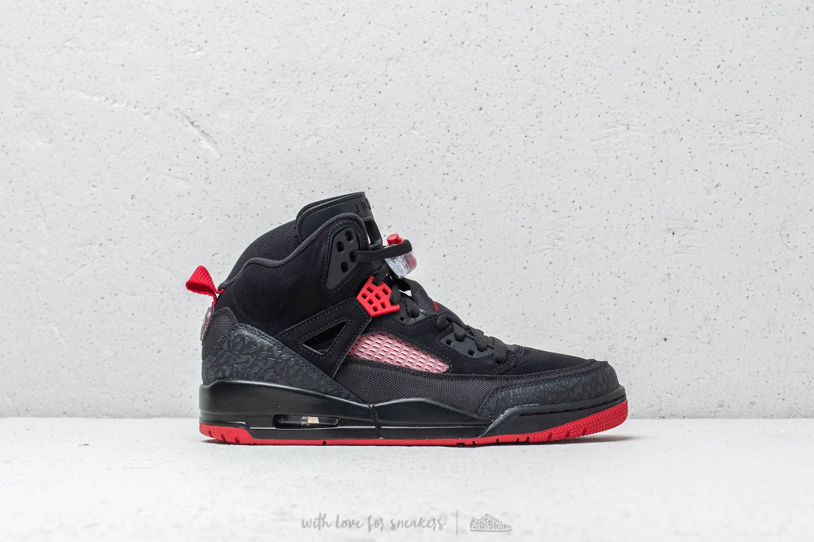 big sale 84887 66a1c Air Jordan Spizike Black  Gym Red-Antracite at a great price 158 € buy