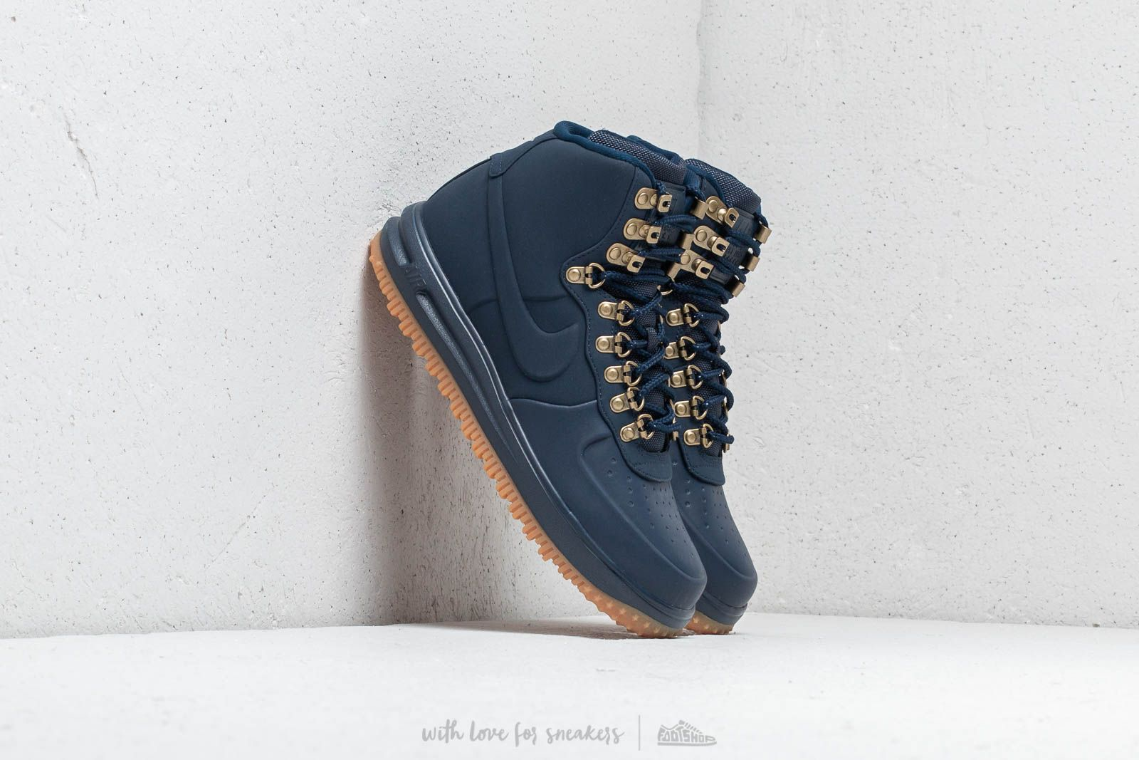 eb3a30f34b7d Nike Lunar Force 1 Duckboot  18 Obsidian  Obsidian at a great price 126 €