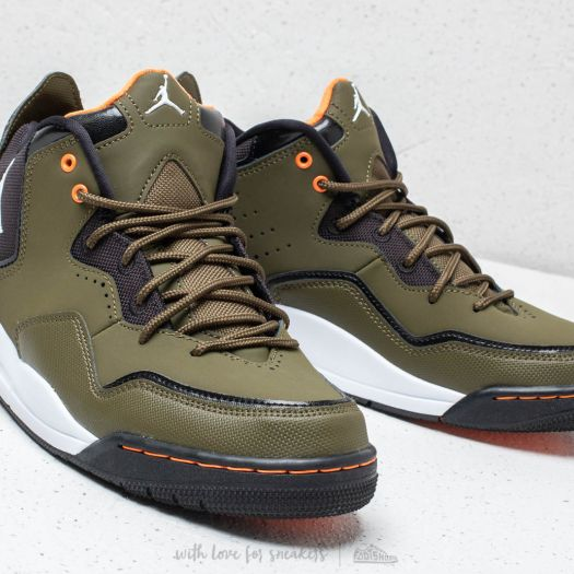 shoes Jordan Courtside 23 Olive Canvas
