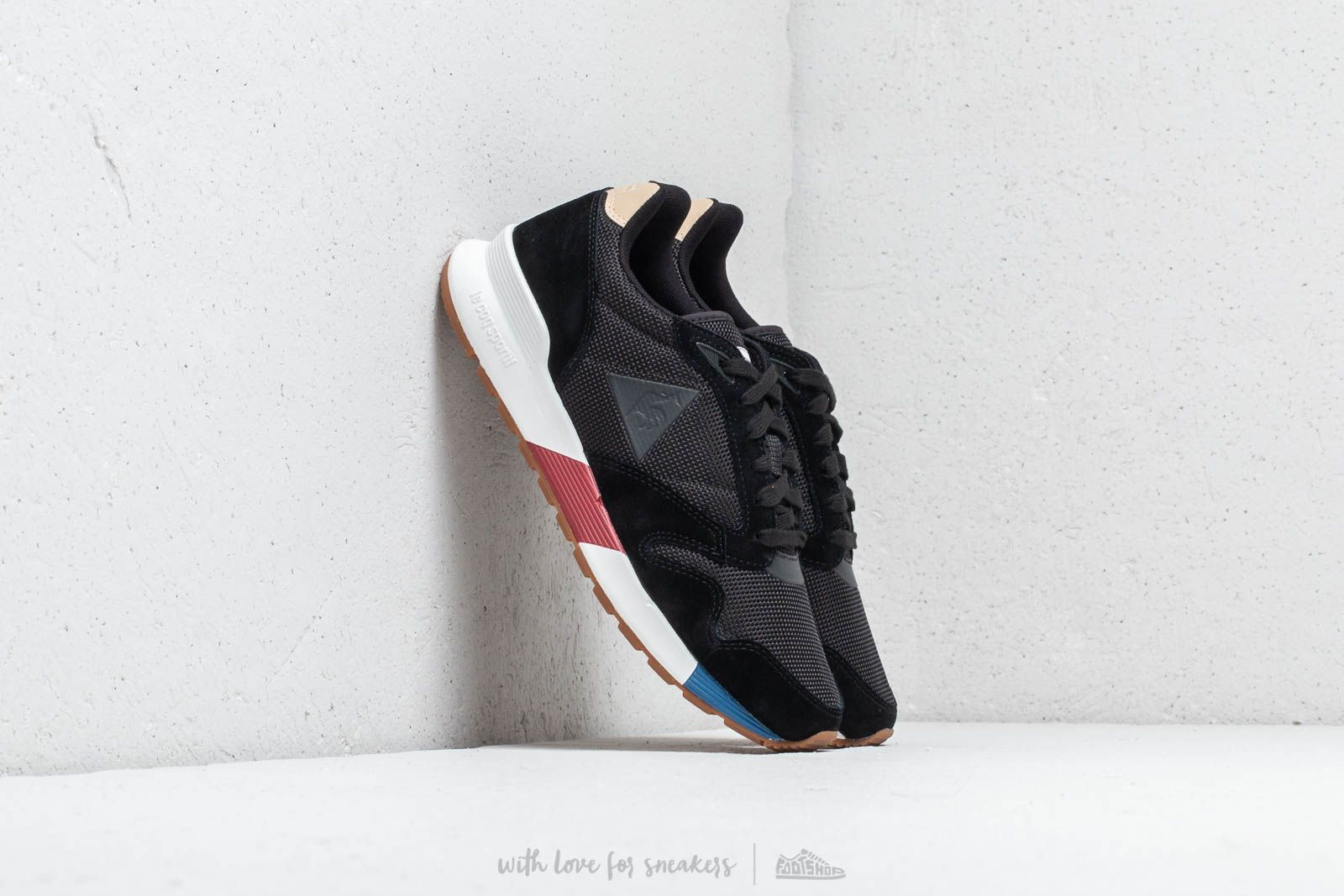 df6f95142be3 le coq sportif Omega X Sport Black at a great price 106 € buy at Footshop