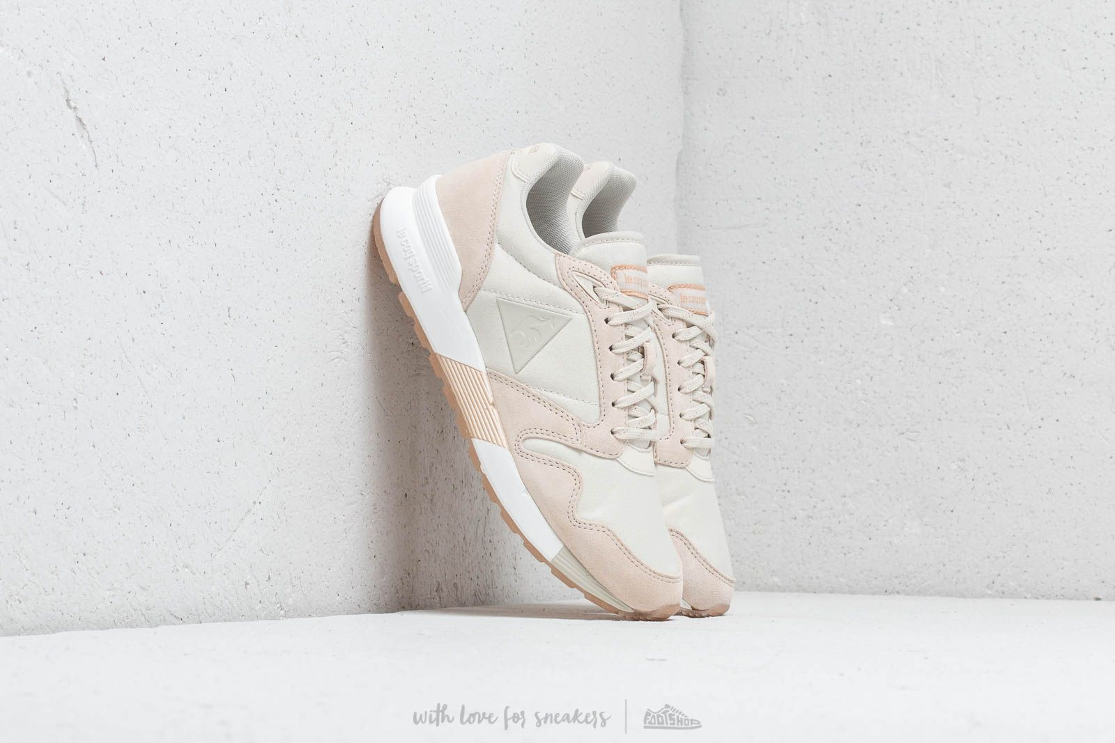 Le Coq Sortif Omega X W Metallic Turtle Dove/ Rose Gold at a great price 59 € buy at Footshop