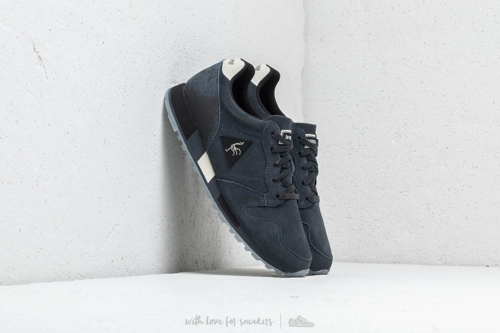368f7cd37017 Le Coq Sportif Omega Catacombes Ebony at a great price 100 € buy at Footshop