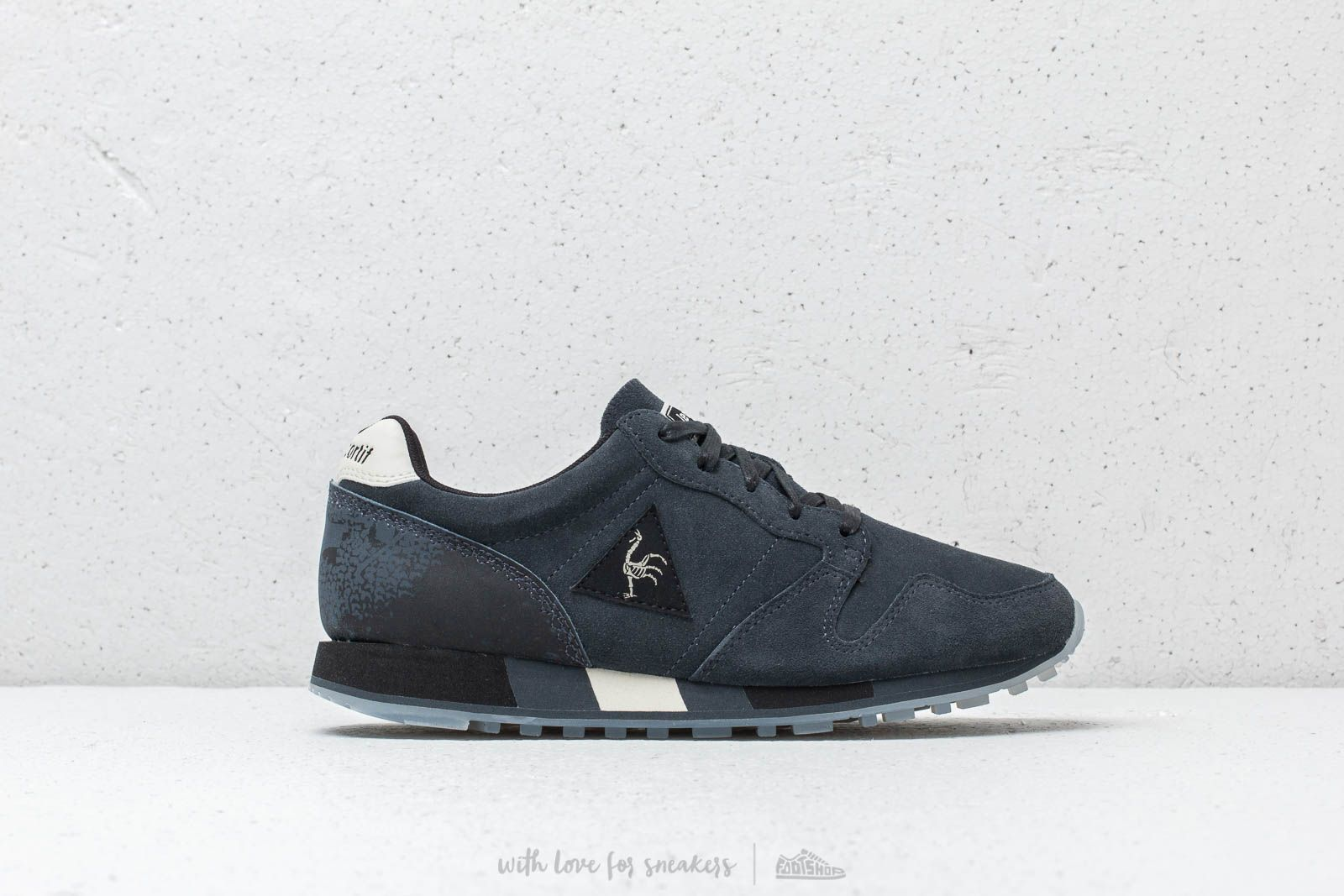 3e271965400a Le Coq Sportif Omega Catacombes Ebony at a great price £124 buy at Footshop