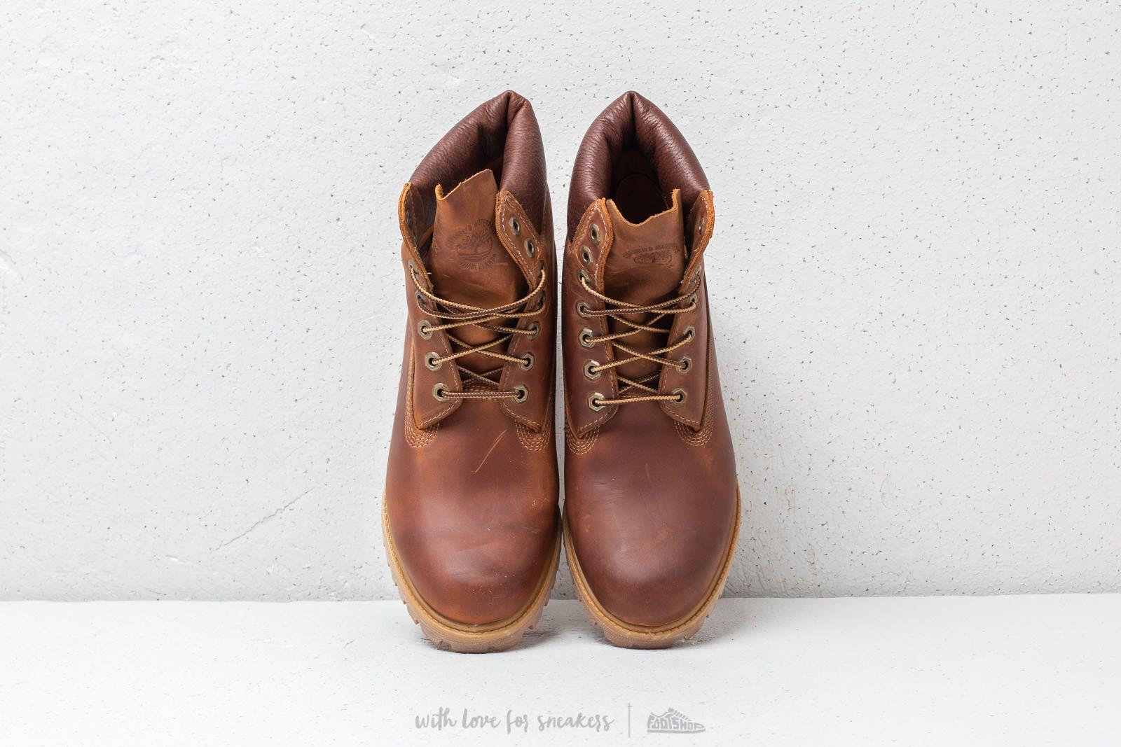 Annversary Footshop Original In 6 Af Brown Timberland Men's Hommes HwqfwTp