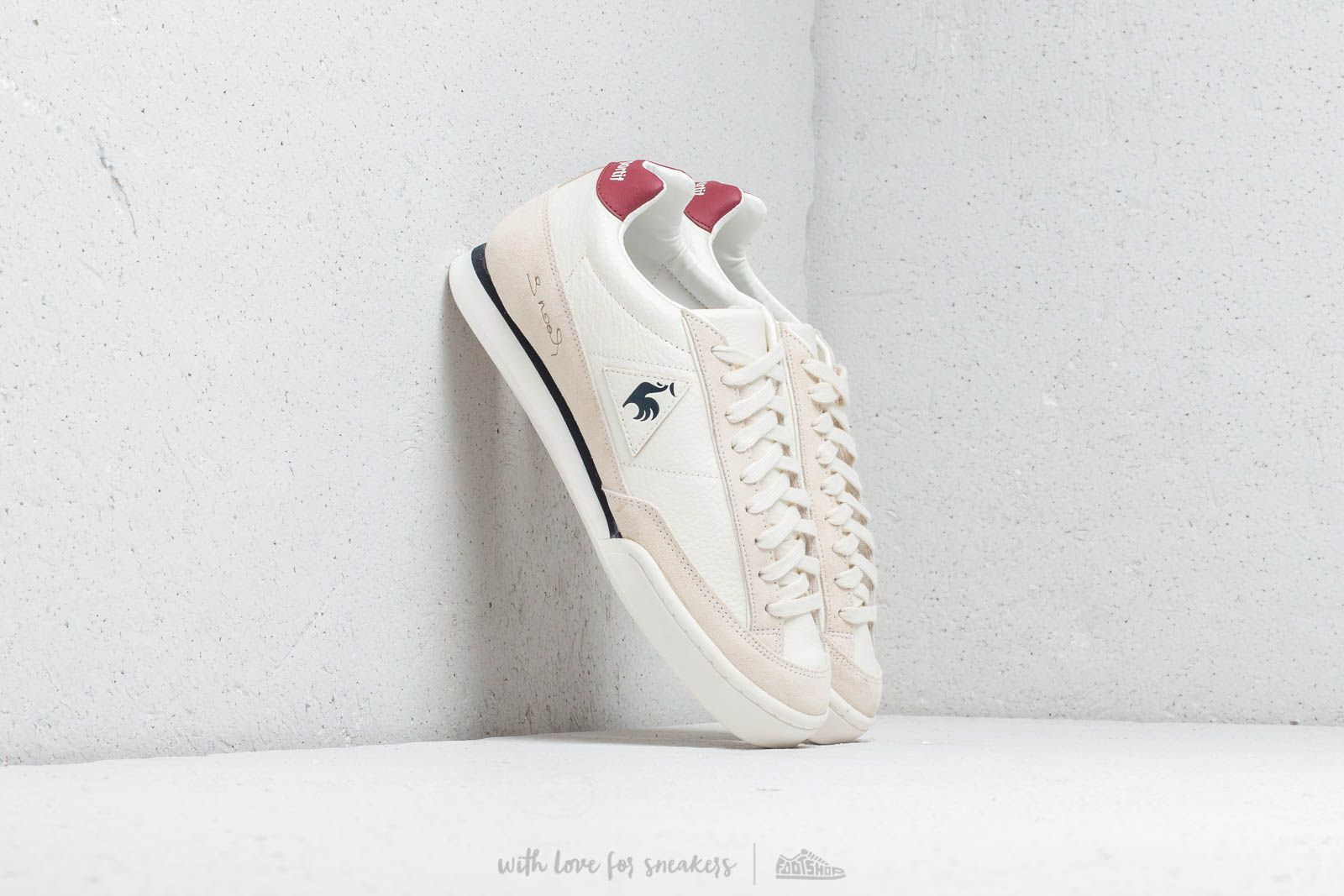 c56c5dd373ce Le Coq Sportif Noah Club 1991 Marshmallow at a great price £124 buy at  Footshop