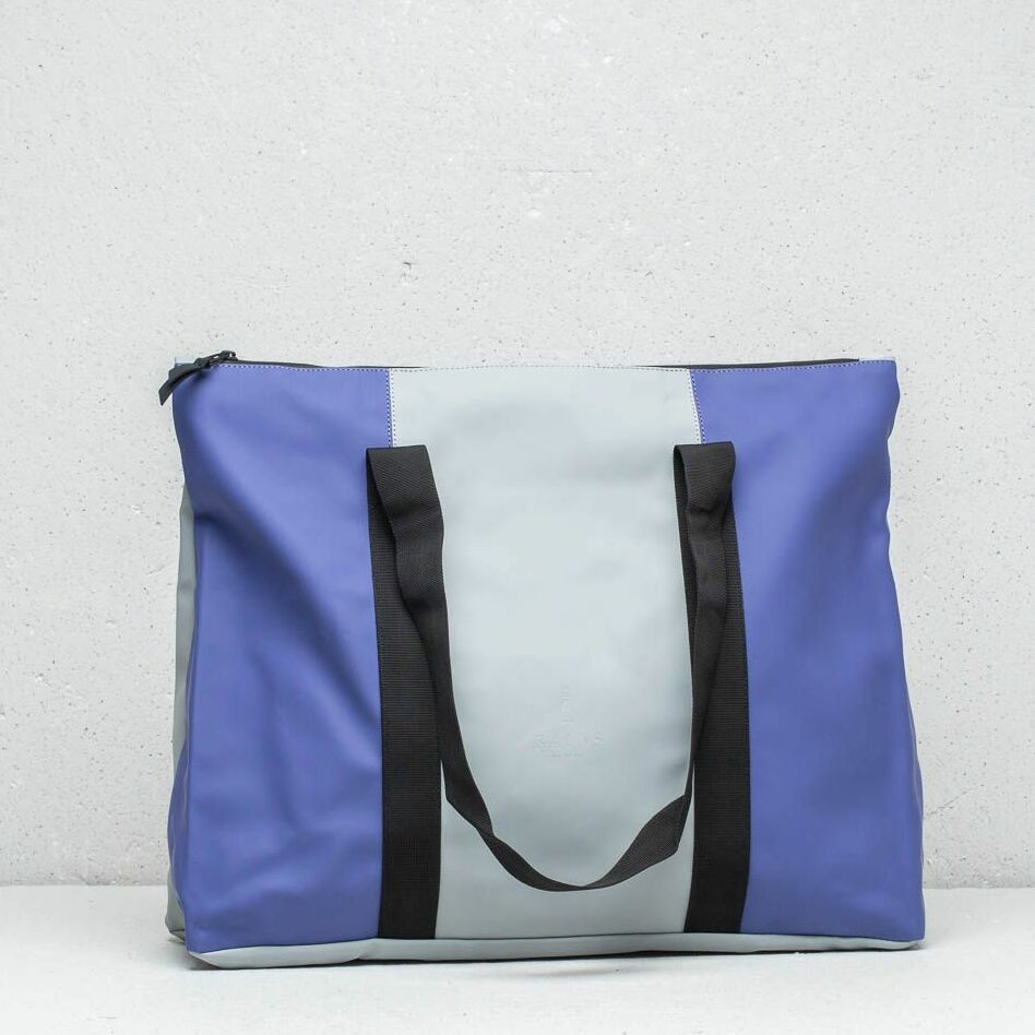 Rains City Tote Bag Lilac Stone