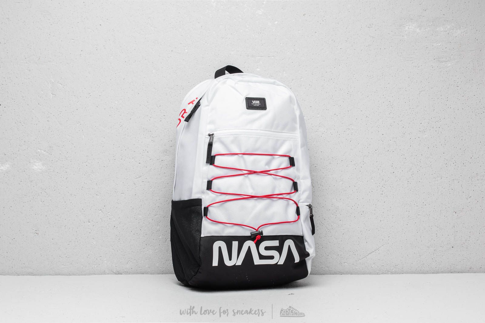 Vans Space Voyager Snag Plus Backpack Space White | Footshop