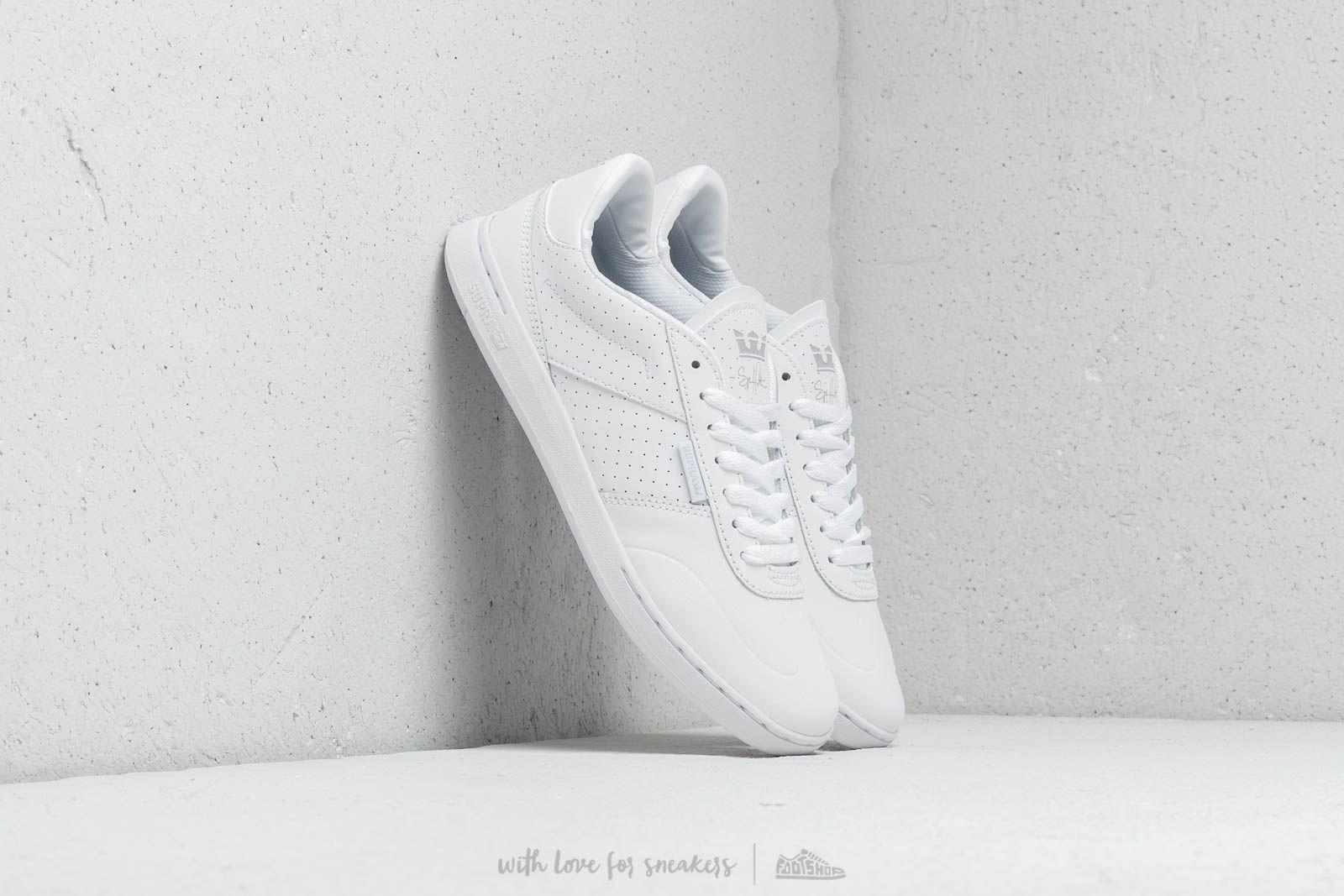 Men's shoes Supra Elevate White-White