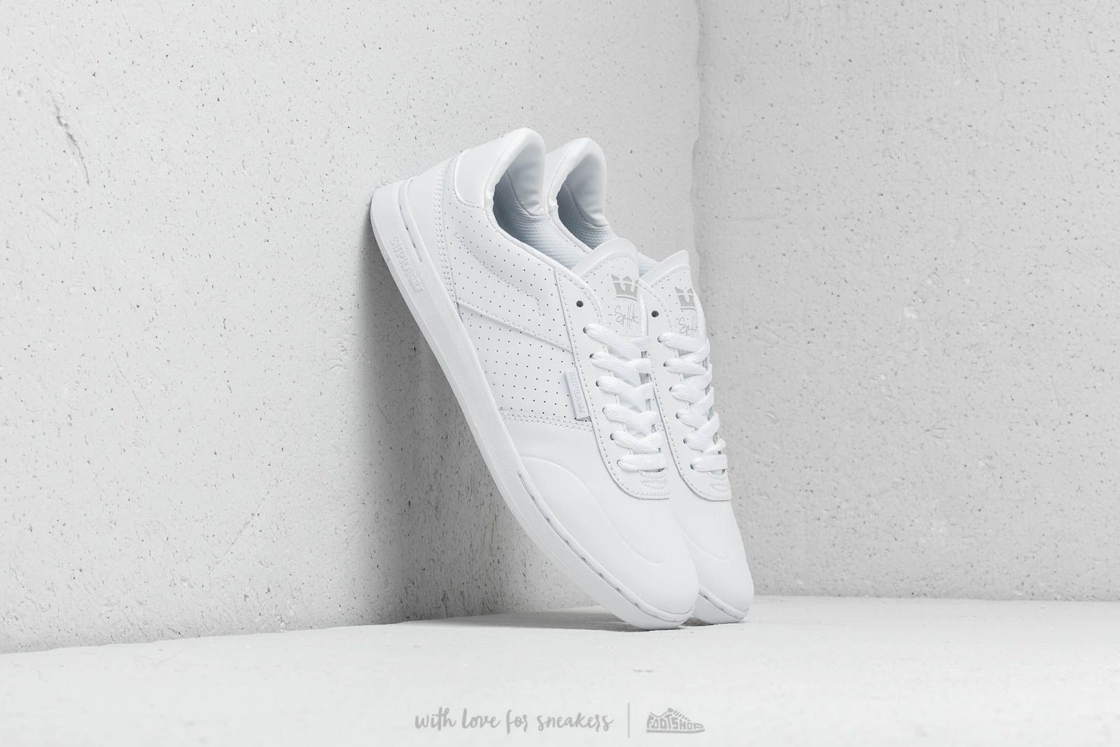 Supra Elevate White-White at a great price 87 € buy at Footshop