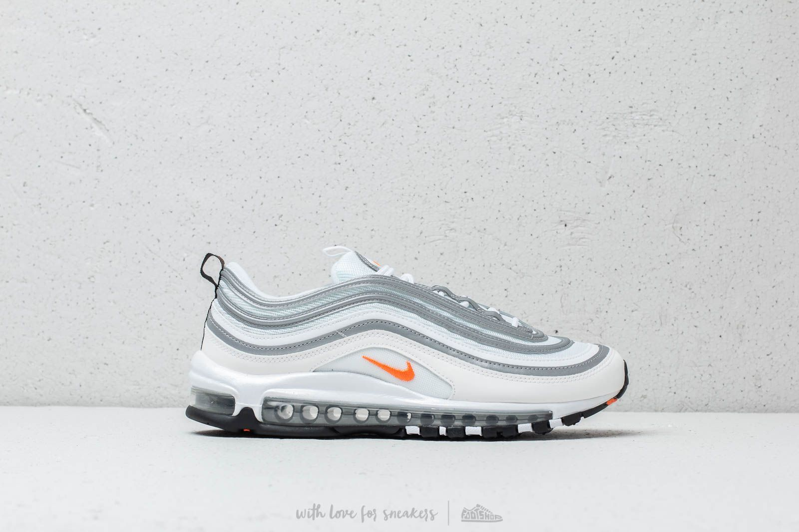 finest selection 6de2b 52235 Nike Air Max 97 White  Cone- Metallic Silver at a great price 180 €
