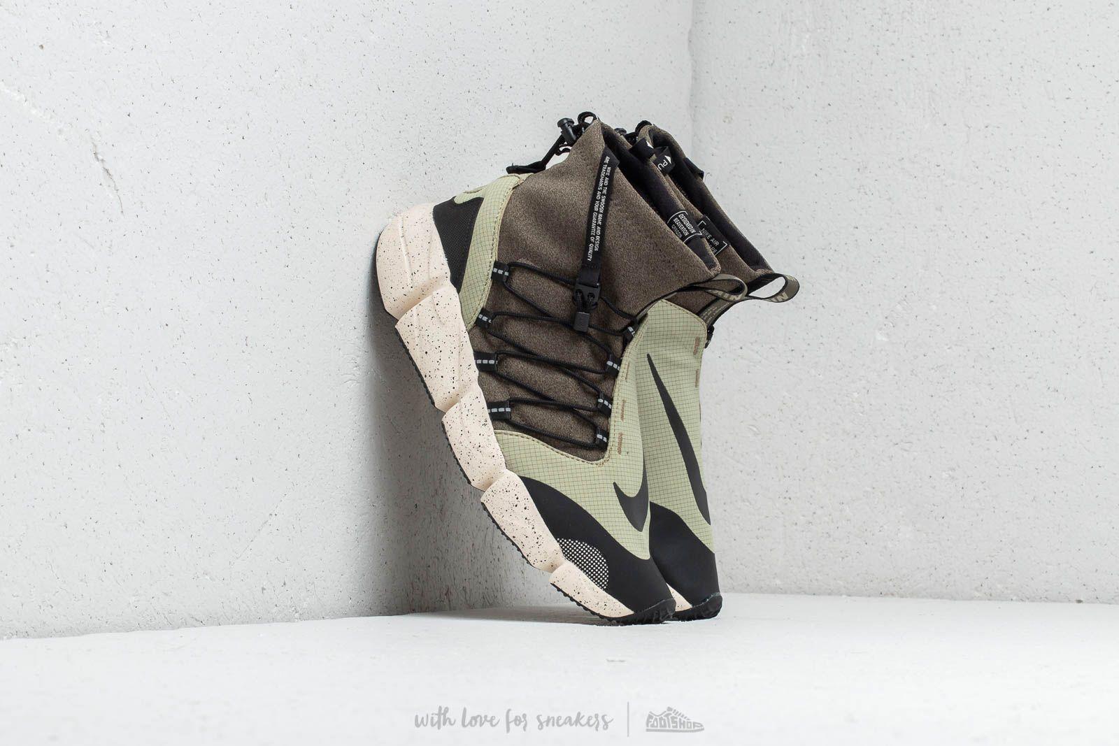 Nike Air Footscape Mid Utility DM Neutral Olive/ Black-Anthracite za skvělou cenu 3 000 Kč koupíte na Footshop.cz