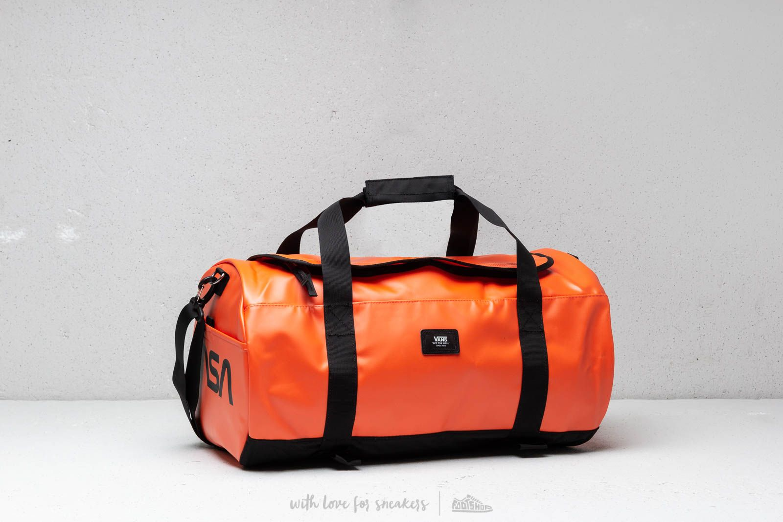 1b1c49aa1d Vans Space Voyager Grind Skate Duffel Space Orange