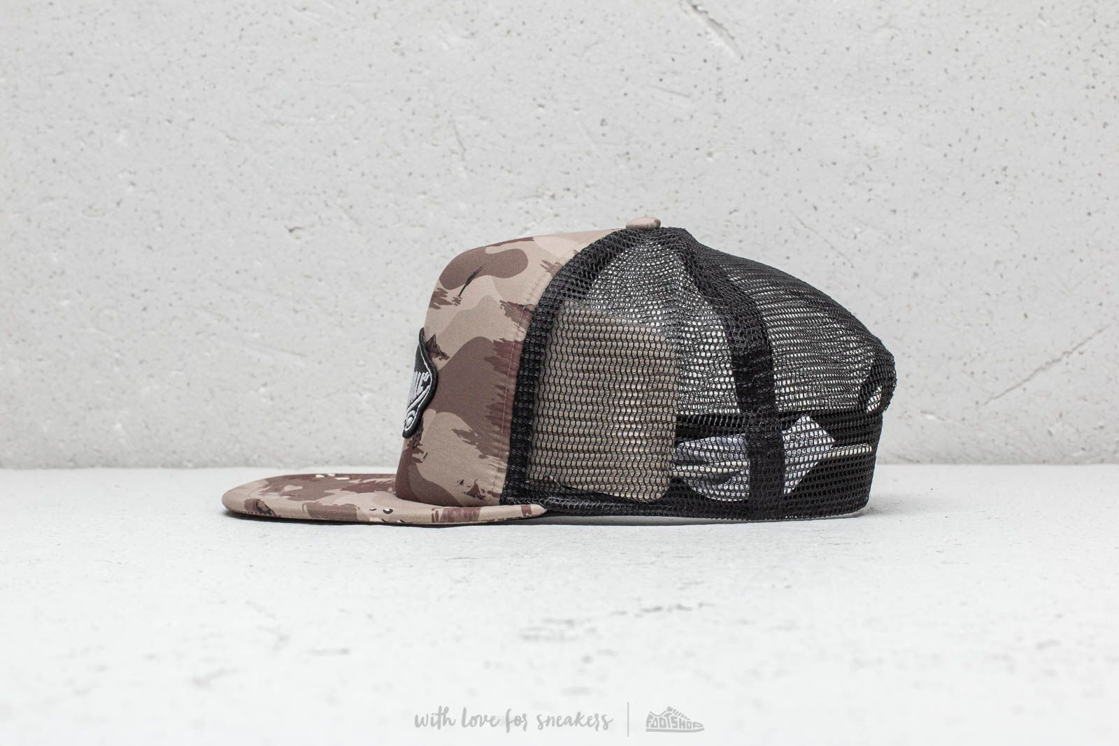 ae586169334 Vans Classic Patch Cap Storm Camo at a great price  26 buy at Footshop