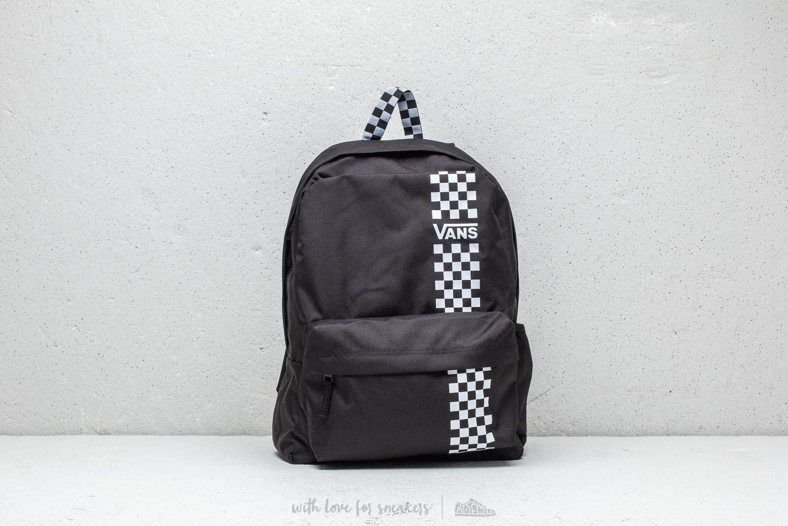 2fd38e3219 Vans Good Sport Realm Backpack Black