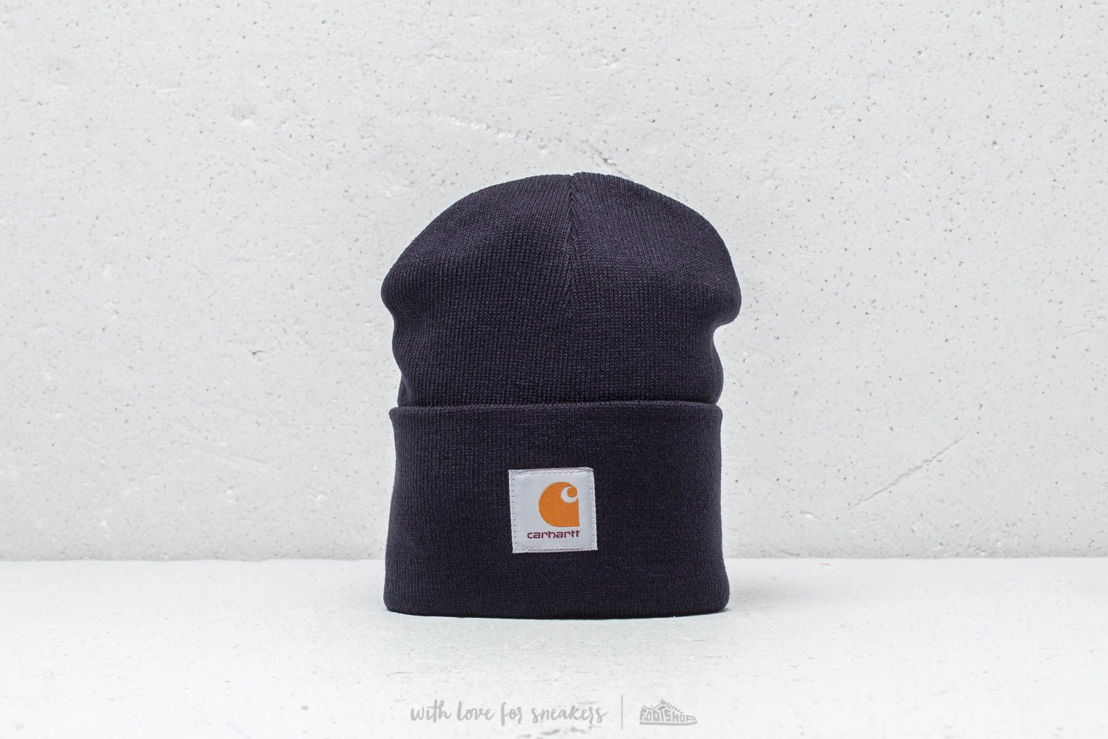 02580b86c1e Carhartt WIP Acrylic Watch Hat Dark Navy at a great price £16 buy at  Footshop