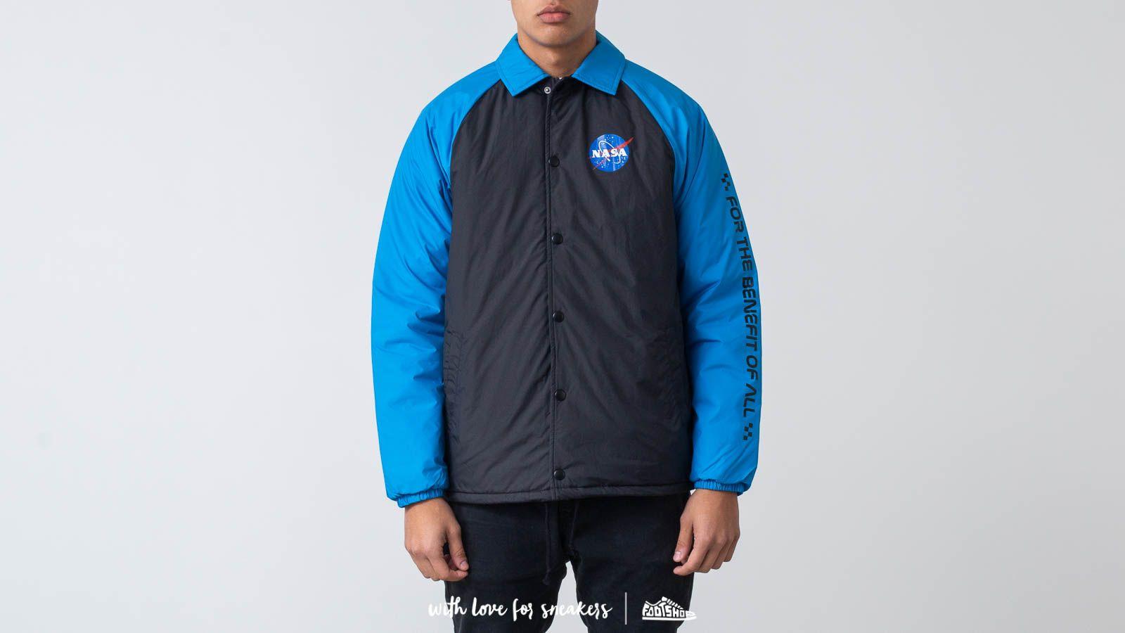 Vans Space Voyager Torr Jacket Black/ Space Blue za skvělou cenu 1 730 Kč koupíte na Footshop.cz