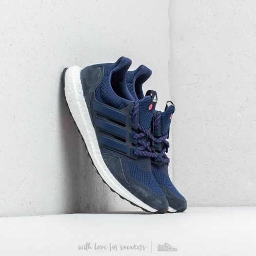 best sneakers 49897 f27d2 adidas Consortium x Kinfolk UltraBOOST Night Navy/ Night ...