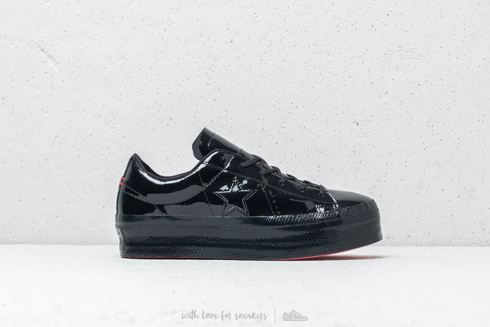 converse one star ox platform