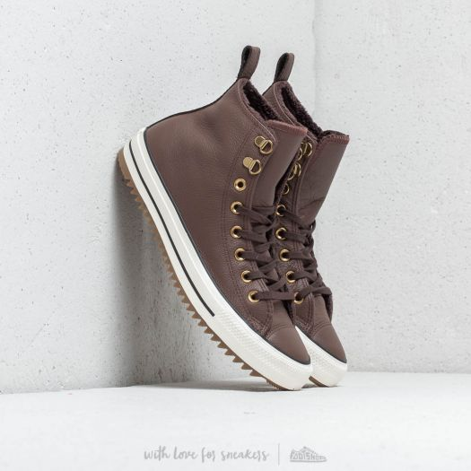 Converse Chuck Taylor All Stars Hiker Boot High Chocolate Egret Gum | Footshop