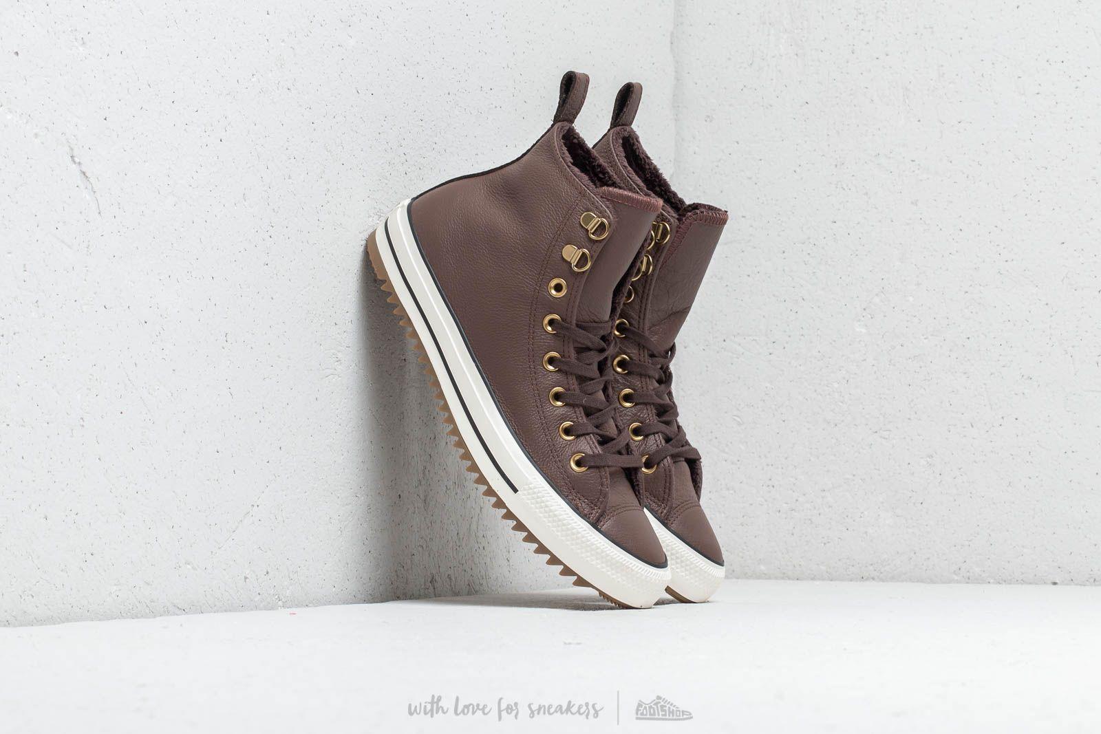Converse Chuck Taylor All Stars Hiker Boot High Chocolate  Egret  Gum at a  great 0aac060759e