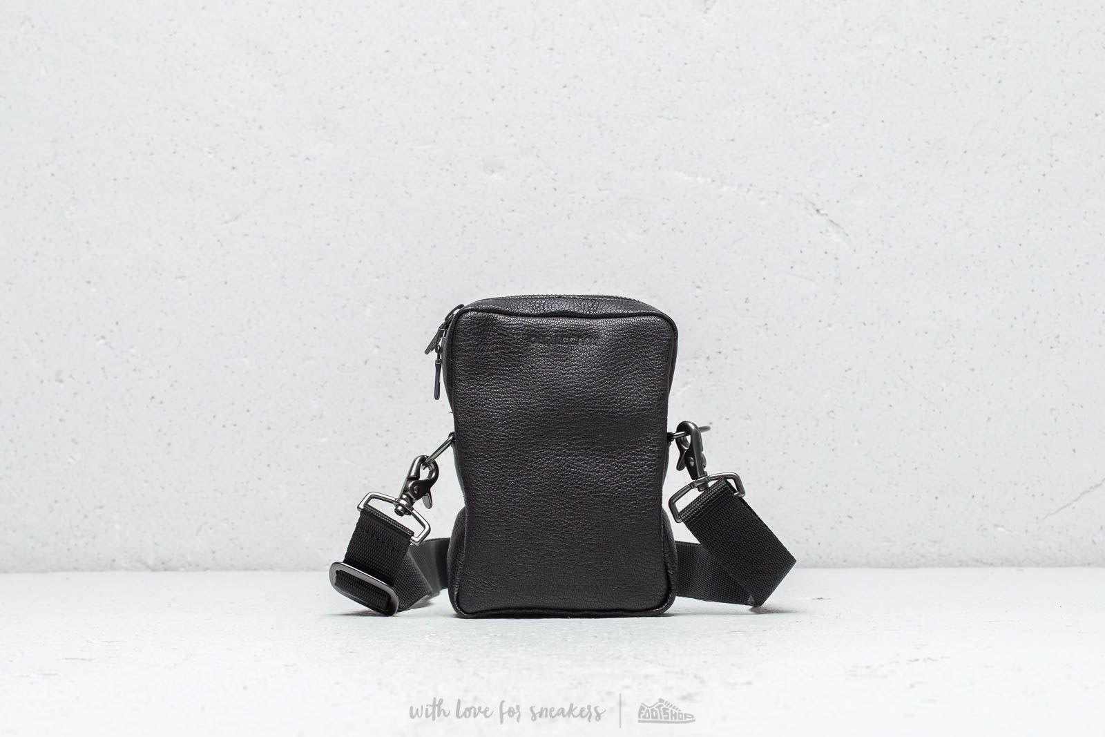 Our Legacy Delay Mini Bag Black
