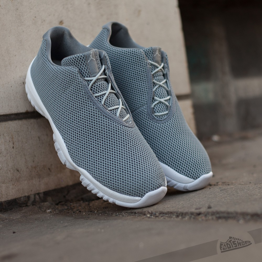 timeless design 79baf c6eae Air Jordan Future Low Grey Mist White