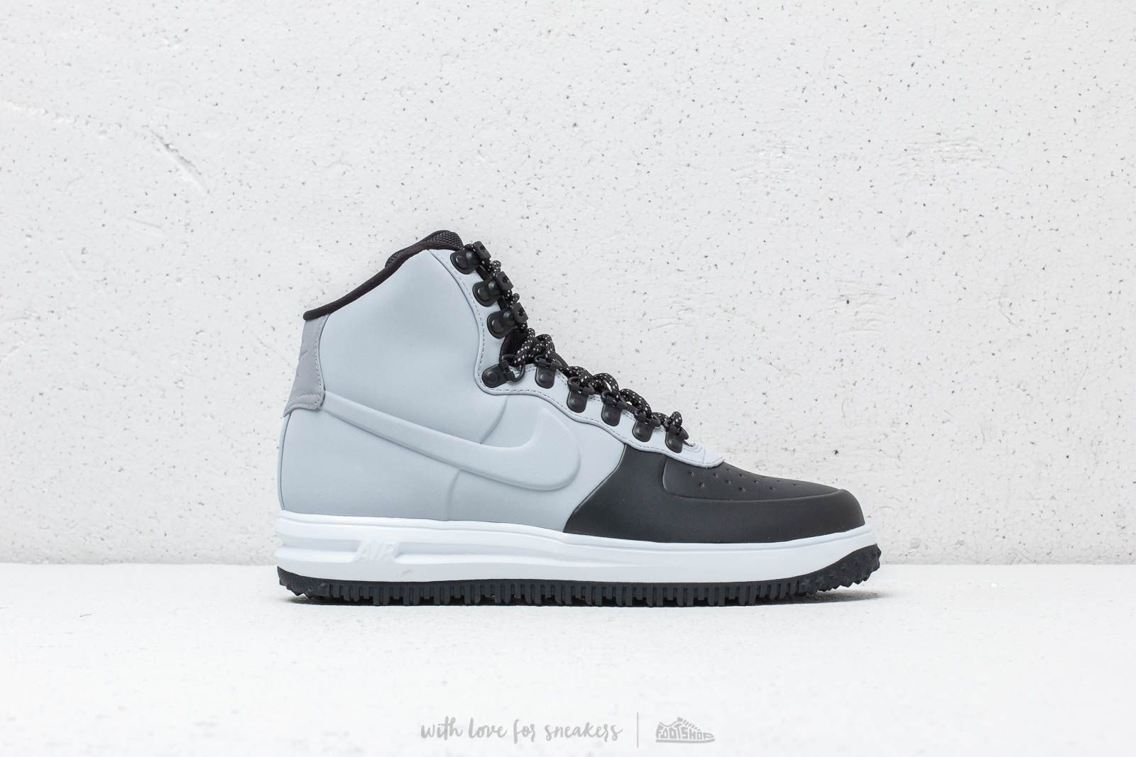 Nike Lunar Force 1 Duckboot '18 Black Wolf Grey Pure