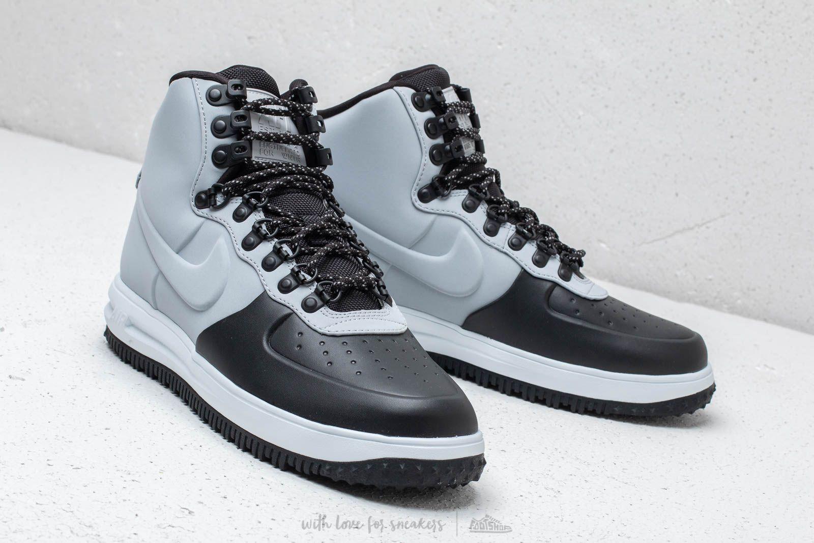 Nike Air Force 1 Premium Cool Grey Pure Platinum Dark Grey | Footshop