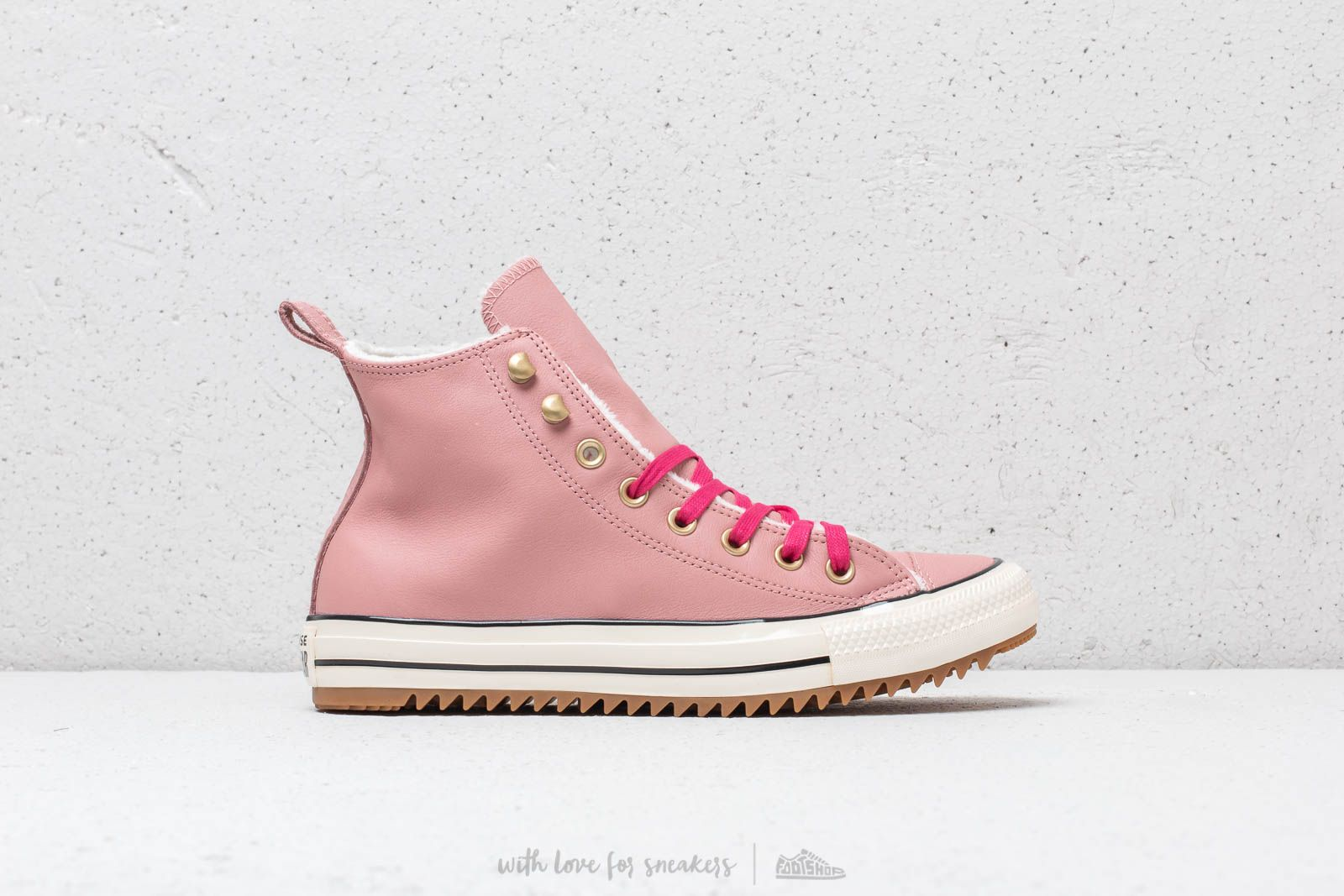 a3e79d7511b25b Converse Chuck Taylor All Stars Hiker Boot High Rust Pink  Pink Pop at a  great