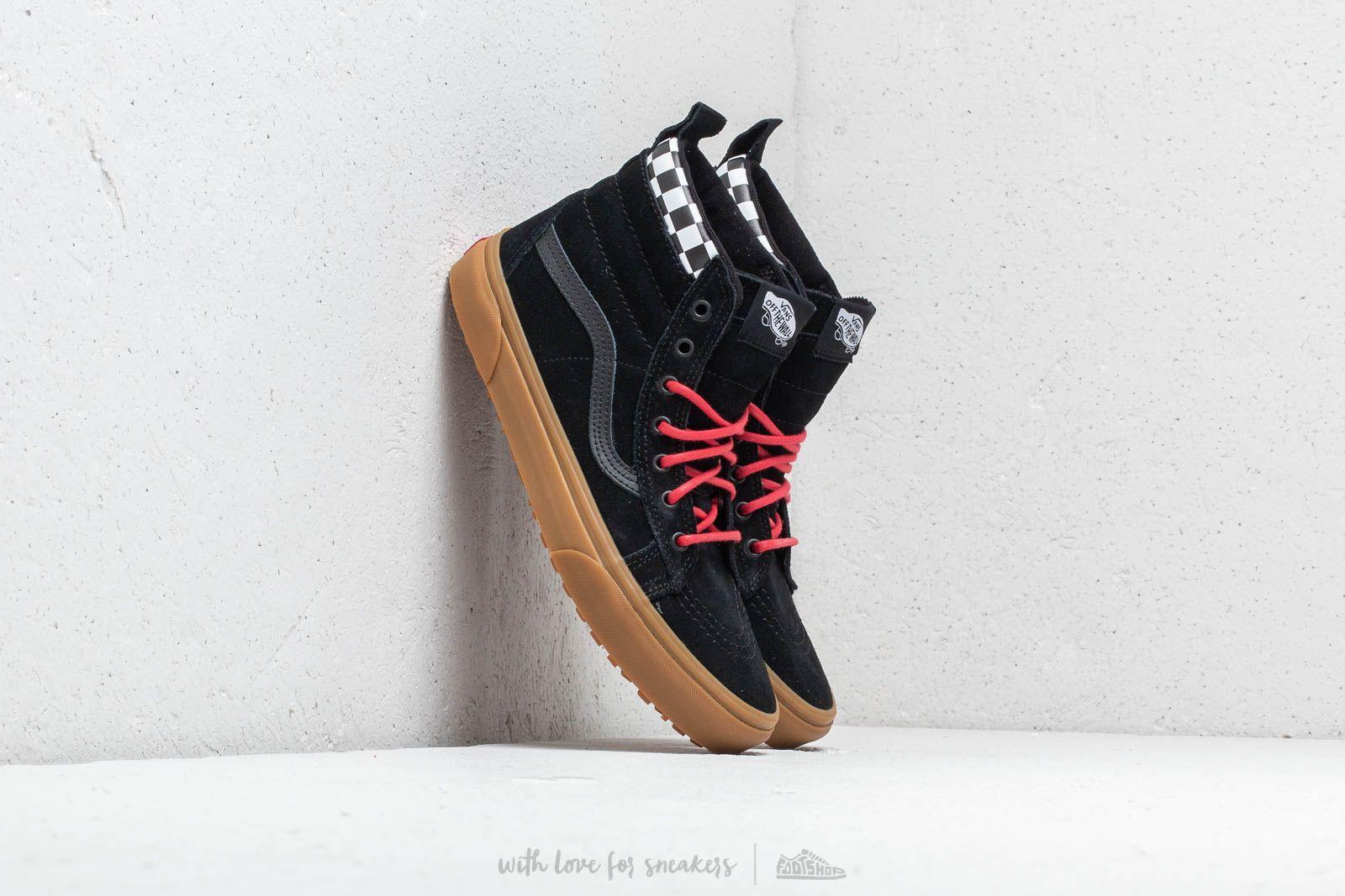 Vans Ski8-Hi MTE Checkerboard/ Black za skvělou cenu 1 110 Kč koupíte na Footshop.cz