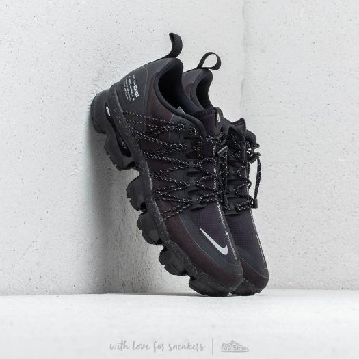 check out 224f8 180b7 Nike Air Vapormax Run Utility Black/ Reflect Silver- Black ...