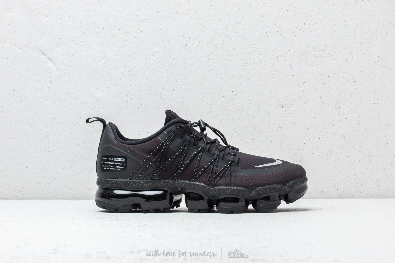 20b006c8cec7 Nike Air Vapormax Run Utility Black  Reflect Silver- Black at a great price  209