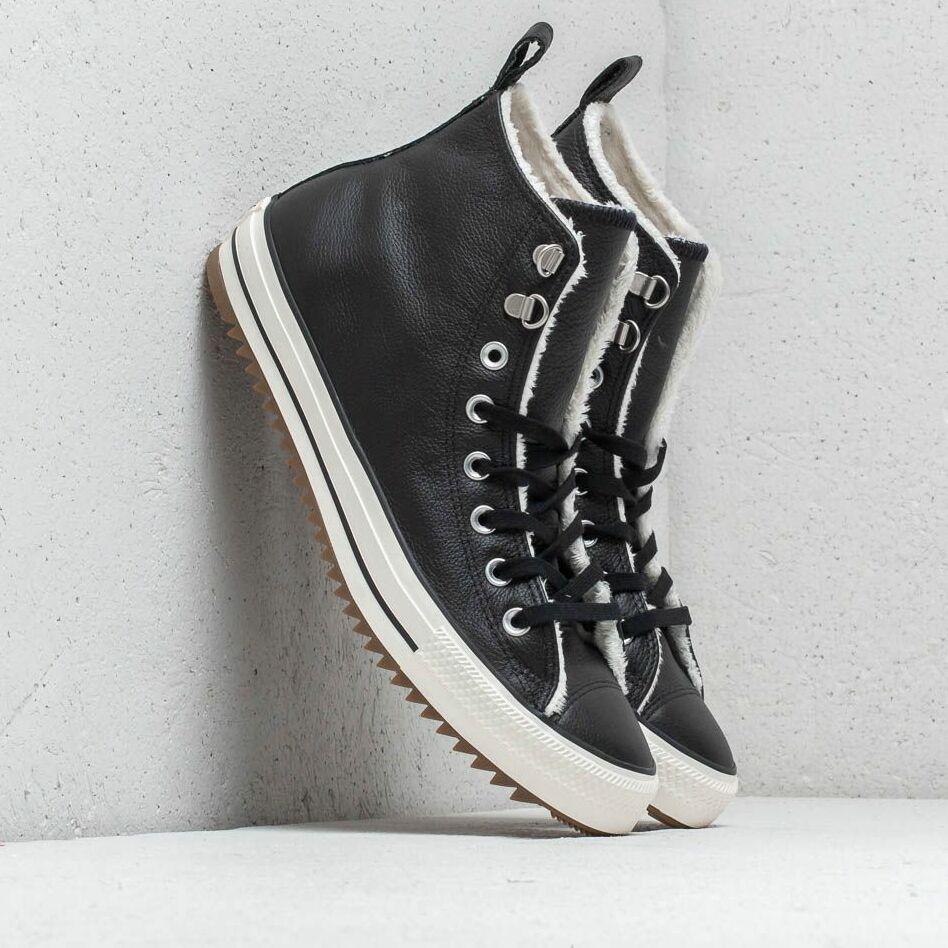 Converse Chuck Taylor All Stars Hiker Boot High Black/ Egret/ Gum EUR 46