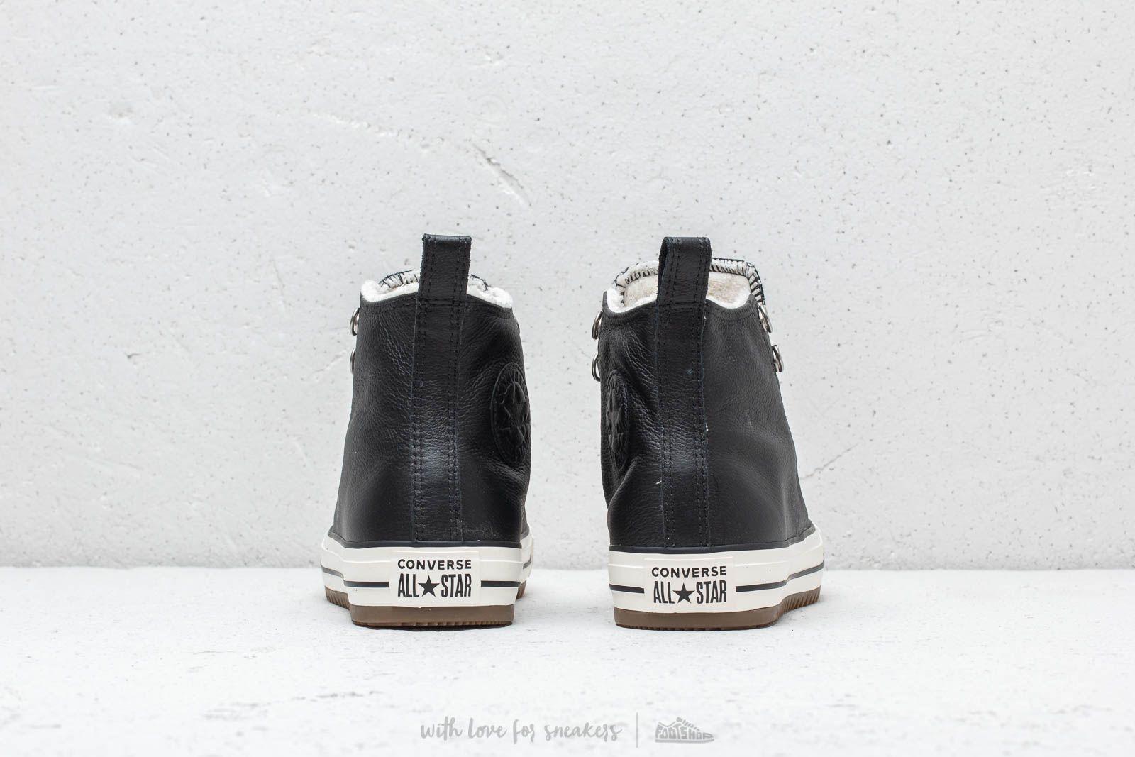 Converse Chuck Taylor All Stars Hiker Boot High Black Egret Gum | Footshop