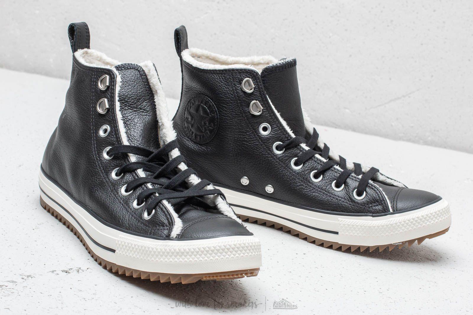 Converse Chuck Taylor All Stars Hiker Boot High Black  Egret  Gum at a great 5e9b4276219