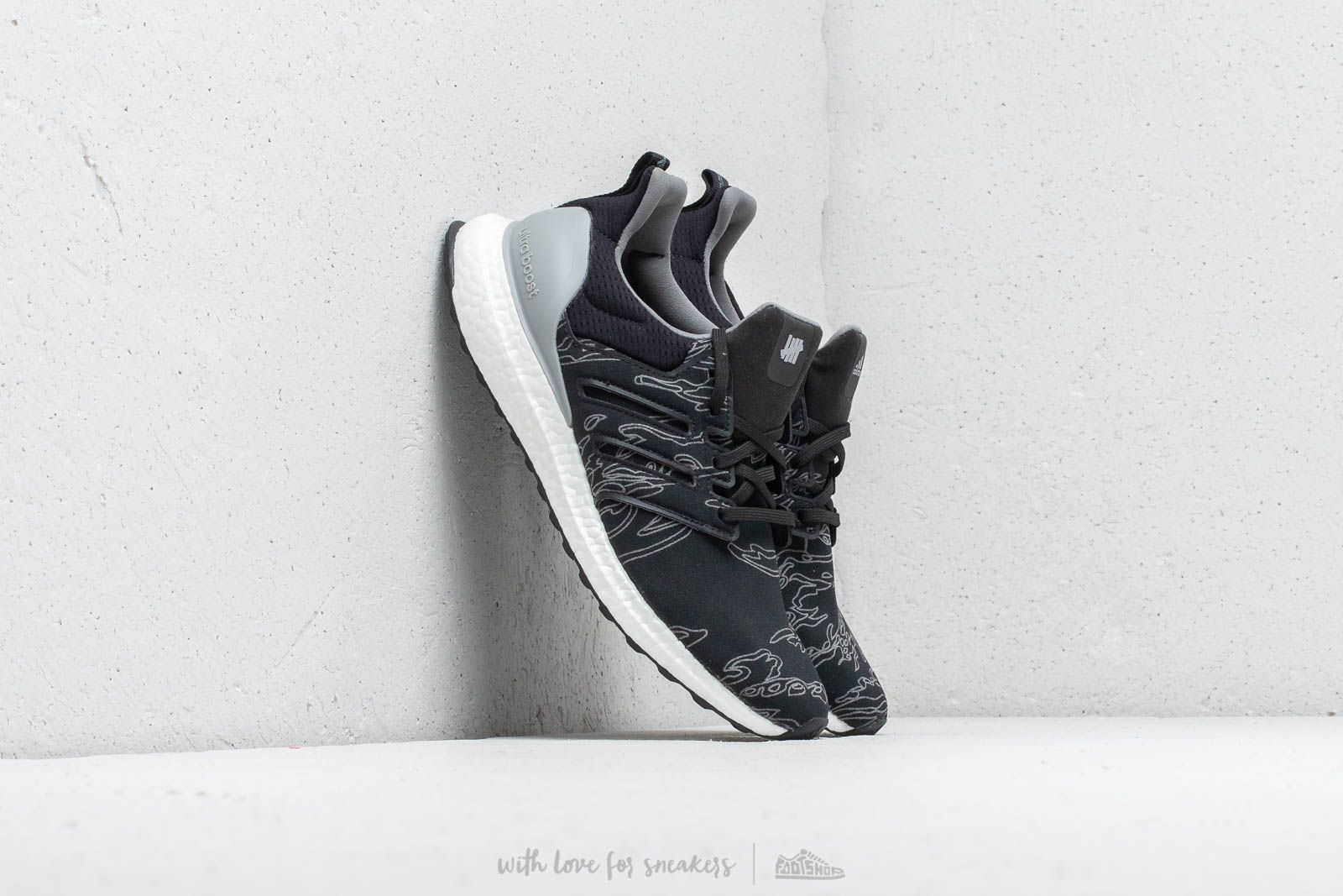 cad76387f adidas x Undefeated UltraBOOST Core Black  Core Black  Core Black at a  great price