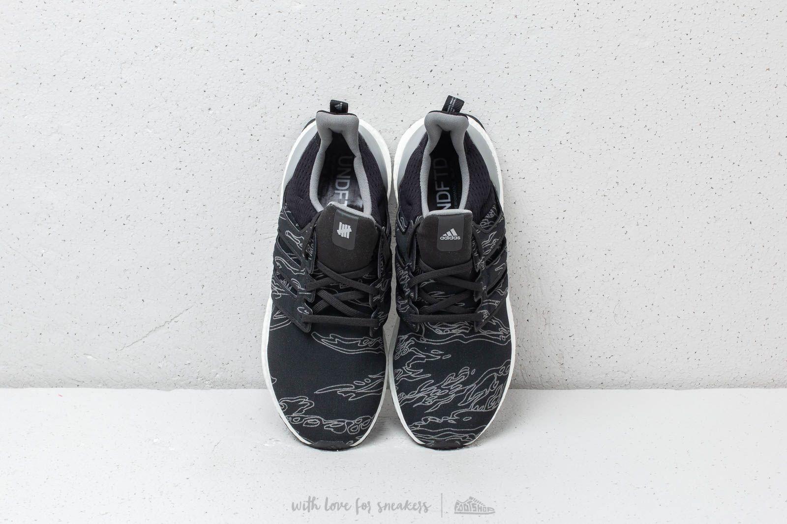 adidas x Undefeated UltraBOOST Core Black Core Black Core Black | Footshop