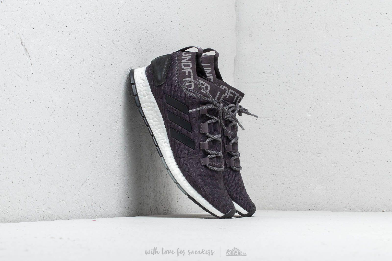 Pánské tenisky a boty adidas x Undefeated PureBOOST Rbl Core Black/ Core Black/ Core Black